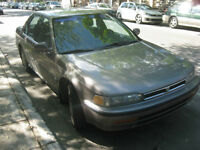 1993 Honda Accord LX Sedan