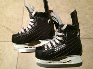 Junior hockey skate Bauer Nexus 55 Y9 US Y10 UK Y9.5 EUR 27