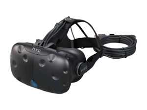HTC VIVE+DeluxeAudioHeadset+LighthouseStand+Cases+FalloutVR