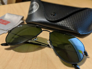 Ray Ban Aviator Classic polarized sunglass