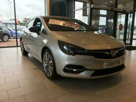 image for 2021 Vauxhall Astra 1.5 Turbo D Griffin Edition 5dr Hatchback Diesel Manual