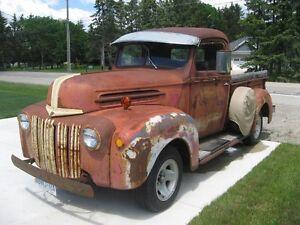 1947 Ford 1/2 Ton
