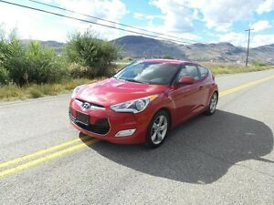 2013 Hyundai Veloster HALLOWEEN HOWL SPECIAL! ONLY $12880!!