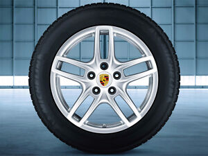 "19"" Porsche Cayenne/ VW Touareg winter wheels and tires"