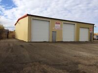 Up to 3600 sf, Industrial Commercial with Yard - For Lease