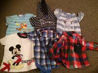 Bundle 3-6 months boy baby clothes