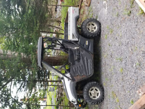 2010 power max rough Ryder 700