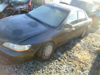 1998 ACCORD FOR PARTS ONLY Calgary Alberta Preview
