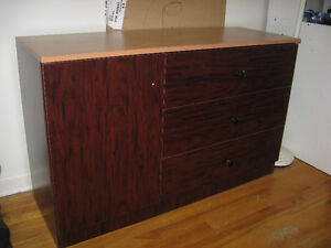 Pure wood dresser West Island Greater Montréal image 1