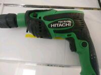 RRP £122 Hitachi Fdv16vb2 Rotary Impact Drill with 16 mm Keyless Chuck