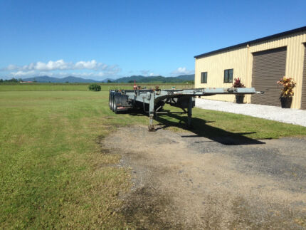 45-48ft Tri axle Skull Trailer Babinda Cairns Surrounds Preview