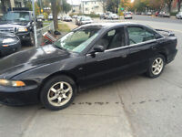 2003 Mitsubishi Galant Berline**CUIR,TOIT ET MAGS**