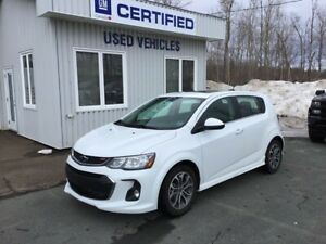 2018 Chevrolet Sonic LT ($58.85 Weekly) Turbo
