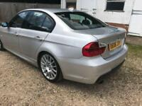 2006 BMW 320si 2.0 MANUAL LEATHER + SPORT KIT 17 SERVICES