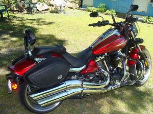 Moto Yamaha Raider 2010 --1900cc