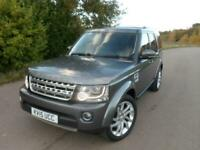 Land Rover Discovery 4 3.0SD V6 (255bhp) HSE (s/s) Station Wagon 5d 2993cc Auto