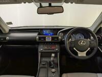 2014 64 LEXUS IS 300H EXECUTIVE EDITION HYBRID AUTO PARKING SENSORS SVC HISTORY