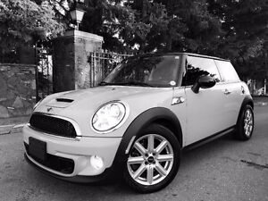 2013 Mini Cooper S Only 31,000 kms Certified Must See $19,995.00