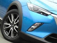 2017 MAZDA CX-3 1.5d Sport Nav 5dr AWD