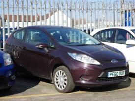 Ford Fiesta 1.25 2011 Edge + 7 SERVICE STAMPS + AUX + 2 KEYS