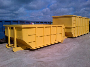 """Custom Manufactured Roll Off Bins """"We Now Have Stock"""""""