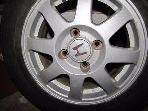 Honda Rims and Tires