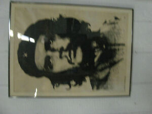 "22"" x 30"" Framed Che Guevara Poster by Revolution Press"