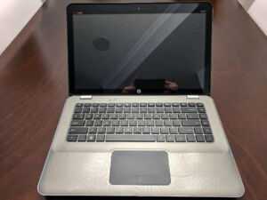 HP ENVY 14 Laptop w/ Intel i5, 8 GB RAM, 750 GB HD, WINDOWS 7!