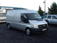 Ford Transit 2.2TDCi Duratorq 115PS t 300 Med Roof LWB 2011 61 reg