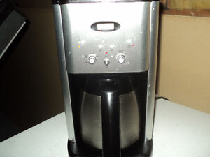 Brand New Cuisinart DCC-1400 Brew Central 10-Cup Thermal Coffee