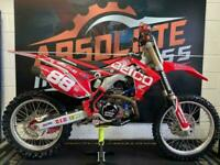 HONDA CRF450R 2015 CRF 450 - MOTOCROSS BIKE - FINANCE & DELIVERY AVAILABLE
