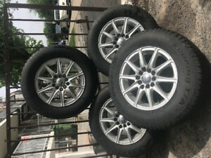 Mags jantes 14po universelle 5x100 & 5x114.3