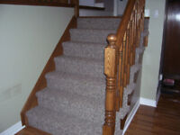 CARPET REPAIRS & INSTALLATIONS