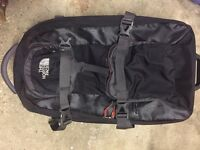 The north face long haul wheeled bag