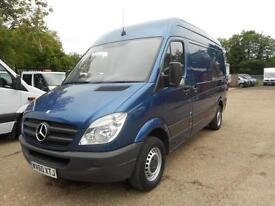 2010 MERCEDES SPRINTER 313 CDI MWB HI ROOF PANEL VAN DIESEL