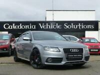 2010 10 AUDI A4 2.0 AVANT TDI S LINE SPECIAL EDITION 5D 141 BHP DIESEL