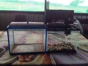 2 For 1 Kids Fish Tanks Cambrai Mid Murray Preview