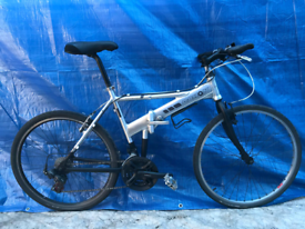 Dahon espresso adults folding bike, aluminium frame