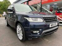 2014 Land Rover Range Rover Sport 3.0 SD V6 HSE Auto 4WD (s/s) 5dr SUV Diesel Au