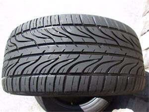 LIKE NEW 205 50 17 Hankook  Ventus All Season Performance Tires