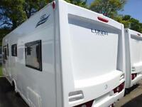 2015 Lunar Lexon 590 4 Berth Caravan