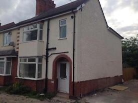 Brand new 2 bed flat available: newly built in Wigston magna, 152 Station Road.