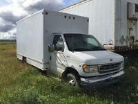 1998 Ford F-350 Cube Van Other