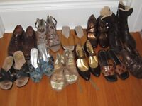 Another lot of shoes size 5 and 6 (mostly 6)