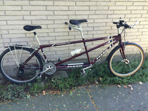 KHS Tandem Bike Excellent Condition