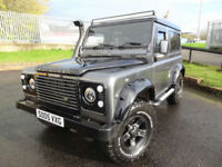 2005 Land Rover Defender 90 - Presented to a Show Standard - KMT Cars