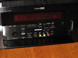 YAMAHA RX-V1800 w/ 2 Remotes & A/C Cord MINT! & Mic
