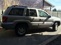 1999 Chrysler Grand Cherokee Jeep Limited. Best Offer