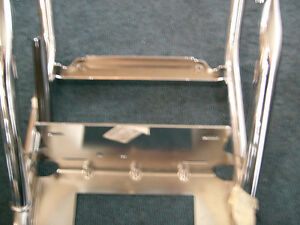 Harley Luggage Rack NEW @recycledgear.ca Kawartha Lakes Peterborough Area image 4