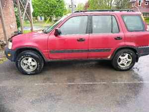 1998 Honda CR-V Hatchback (parts car)